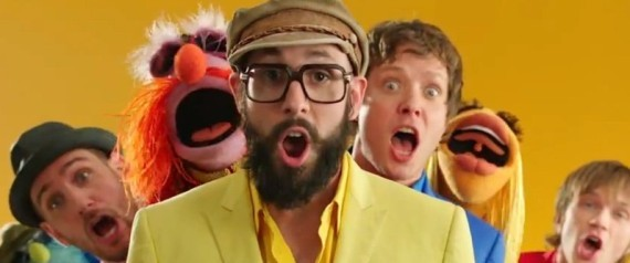 OK GO MUPPETS