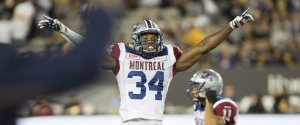 ALOUETTES MONTREAL