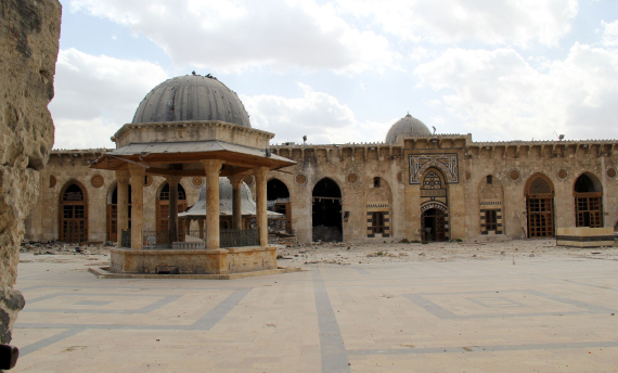 mosque of aleppo