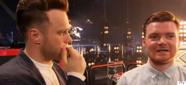 Olly Murs Devastated Over Pal's 'Uncomfortable' 'X Factor' Audition