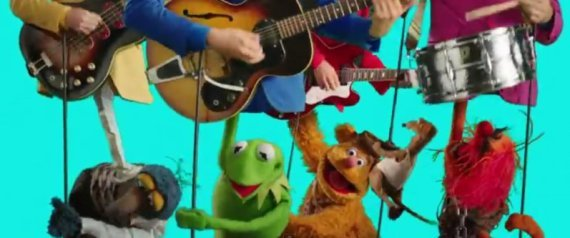 MUPPETS OK GO