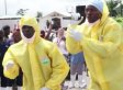 Medical Staff Perform Joyous Rap As Last Ebola Patient Is Discharged