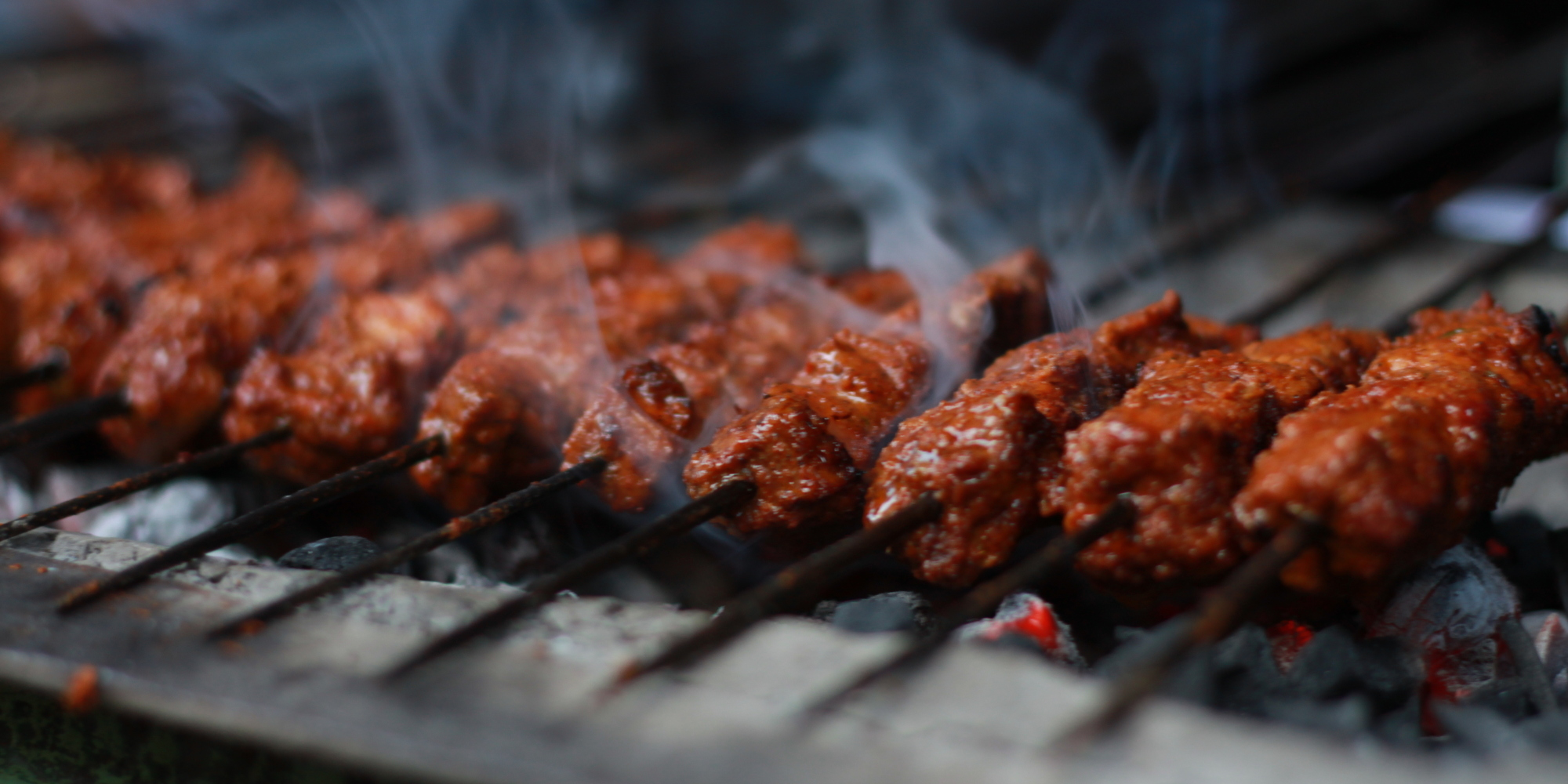 Lamb Kofta Kebabs | HuffPost UK