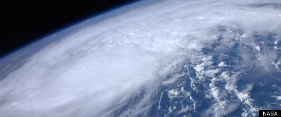 Hurricane Irene Nasa Photo