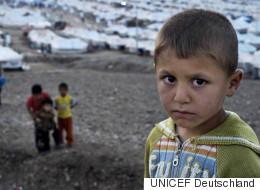 Rettet die Flüchtlingskinder