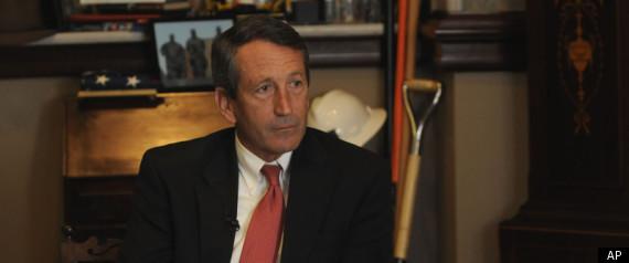 MARK SANFORD 2012 ELECTION
