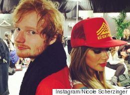 Nicole FINALLY Breaks Her Silence On Those Ed Sheeran Rumours