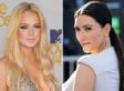Lindsay Lohan's Mom Scored Her An Invite To Kim Kardashian's Wedding