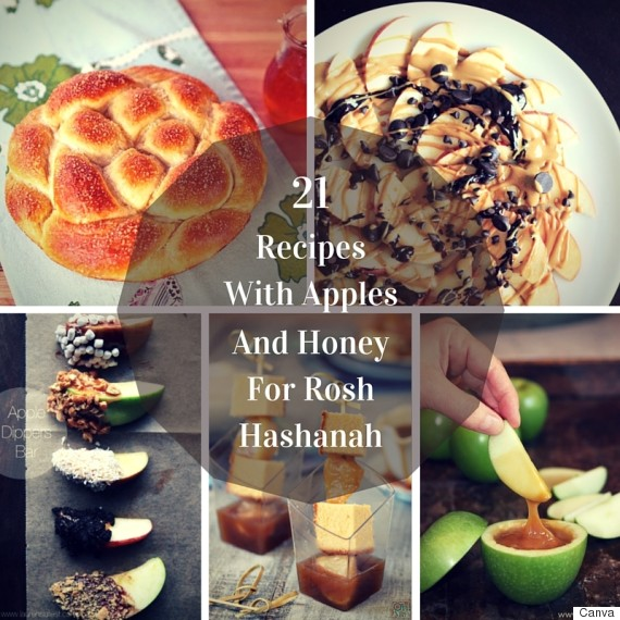 apples and honey recipes