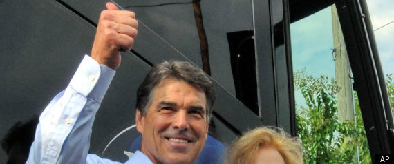 RICK PERRY ABSTINENCE
