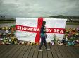 Silent Tribute To Shoreham Crash Victims