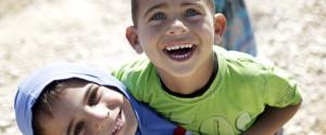 Happy Refugee
