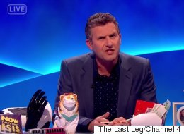 Adam Hills Destroys US Gun Control Laws In Hilarious Rant