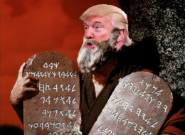 People On Twitter Are Imagining What It Would Be Like If Donald Trump Wrote The Bible