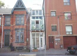 La maison «la plus étroite» de Toronto est à vendre (PHOTOS)