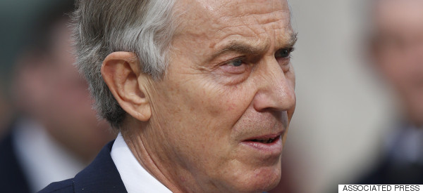 What Tony Blair Says Corbyn And Donald Trump Have In Common