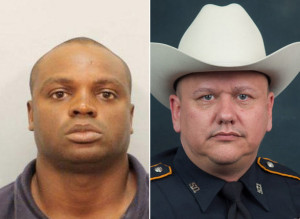Man charged with murder in shooting of Houston area deputy