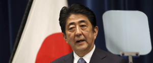 Shinzo Abe People Japan