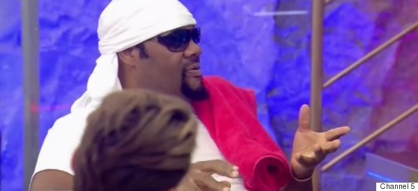 Fatman Scoop Given Warning By Big Brother