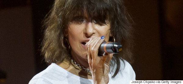 Chrissie Hynde Comes Under Fire Over 'Rape' Comments