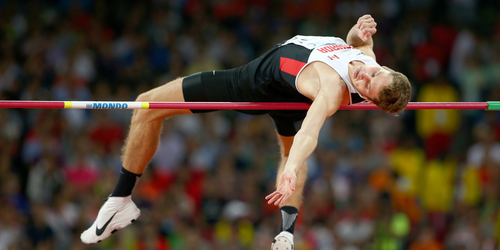Canada Wins Gold In High Jump At World Championships