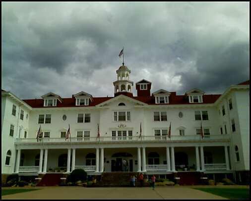 shining hotel movie