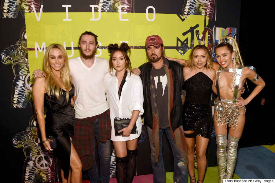 Miley Cyrus Mtv Vma 2015 Outfit Is As Wild And Outrageous