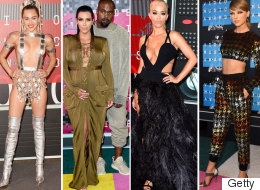 The Stars Really Came Out In Force For The MTV VMAs
