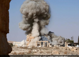 Les troupes de Bachar el-Assad sur le point de reprendre Palmyre