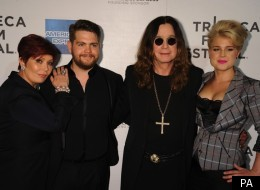 Family Affair For 'God Bless Ozzy Osbourne' Documentary Premiere In Los Angeles