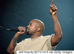 Watch Out World, Kanye West Is Running For President