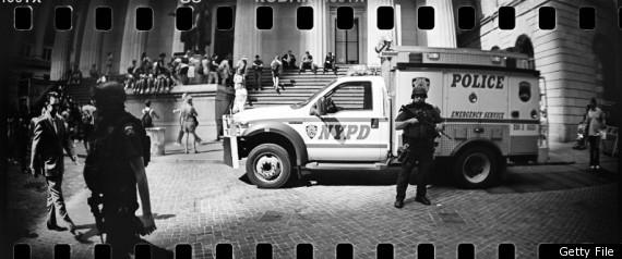 NYPD CIA TERRORISM SPYING