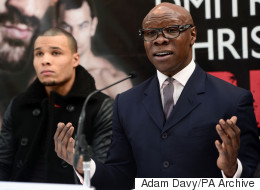 Chris Eubank Takes 90 Minutes To Compose A Tweet
