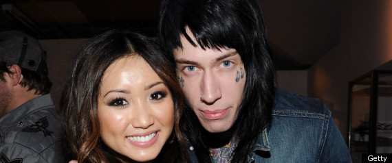 Brenda Song Trace Cyrus Pregnant Expecting