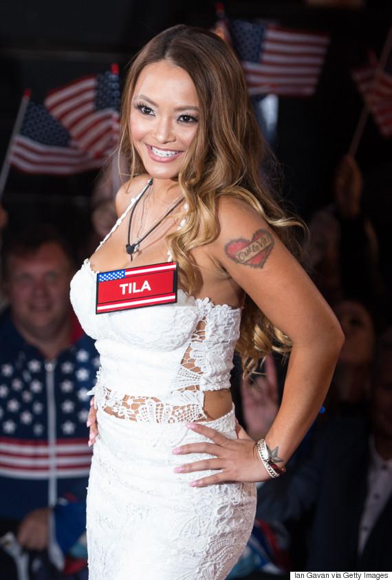 Tila Taquila Porno 91
