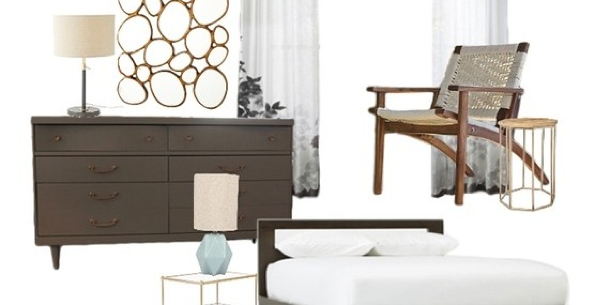 stylish bedroom ideas from house of hipster's online interior
