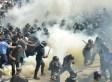 Anti-Separatist Protest In Ukraine Turns Deadly