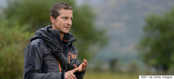 Bear Grylls To Lead POTUS Into The Wilderness