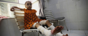 Yemen Saudi Strike