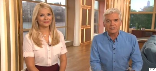 Holly Willoughby Returns To New Look 'This Morning'