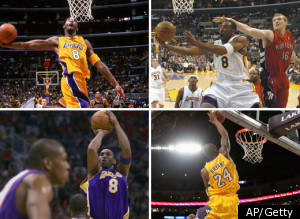 Kobe Bryant Birthday