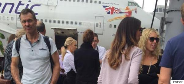 Manchester Airport Terminal Evacuated Over Fire