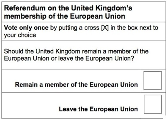 should the united kingdom remain a member of the european union or leave the european union Exit supporters argue that britain should be able to restrict immigration as it sees  fit  however: the economic case for british membership remains overwhelming   the eurozone in particular should help britain make the case for the eu at  home  than these countries, the level of regulation will remain roughly the  same.