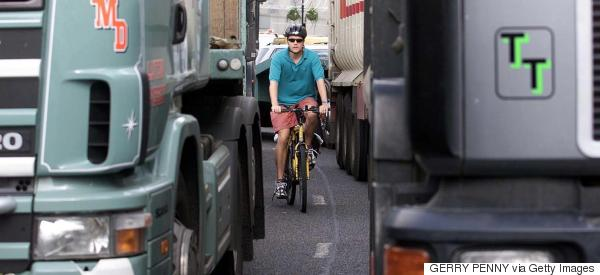 Victory For London Cyclists As Lorry Safety Measures Introduced
