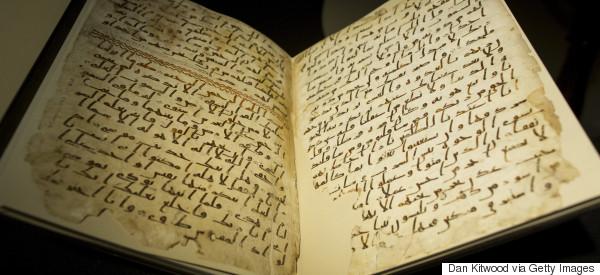 Carbon Dated Koran Is Older Than Muhammad