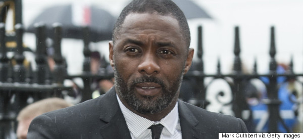 'Bond' Author Apologises For Idris Elba Comments