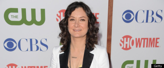 SARA GILBERT ALISON ADLER BREAK UP SPLIT