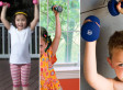 Kids And Exercise: Where's the Line?