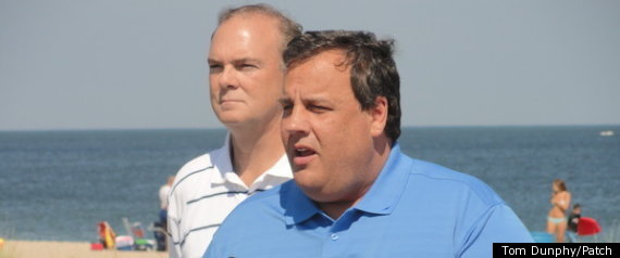 Chris Christie Jersey Shore