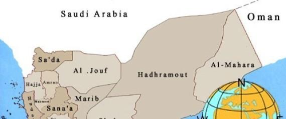 HADRAMOUT MAP